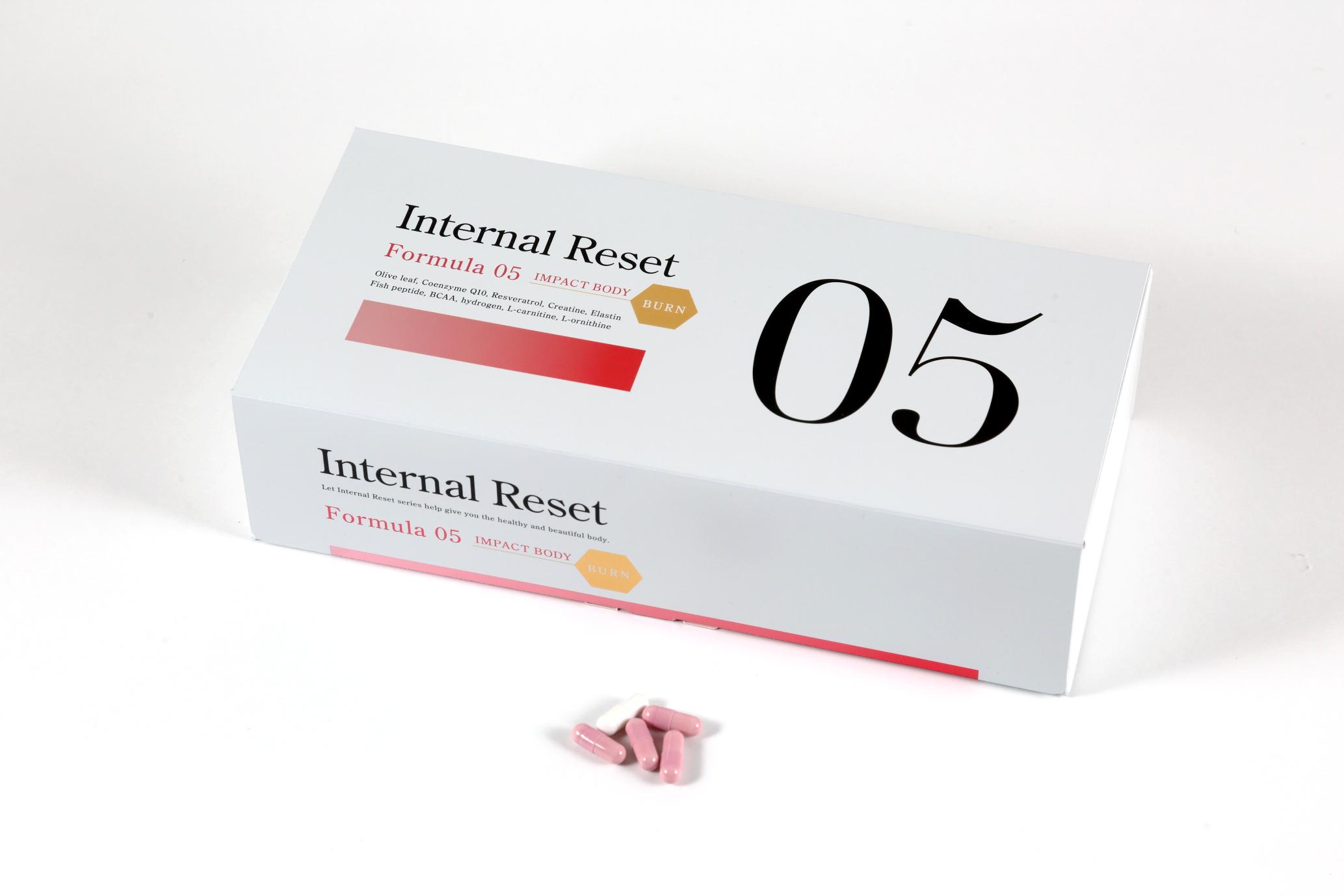 インターナルリセット フォーミュラ05 インパクトボディ バーン